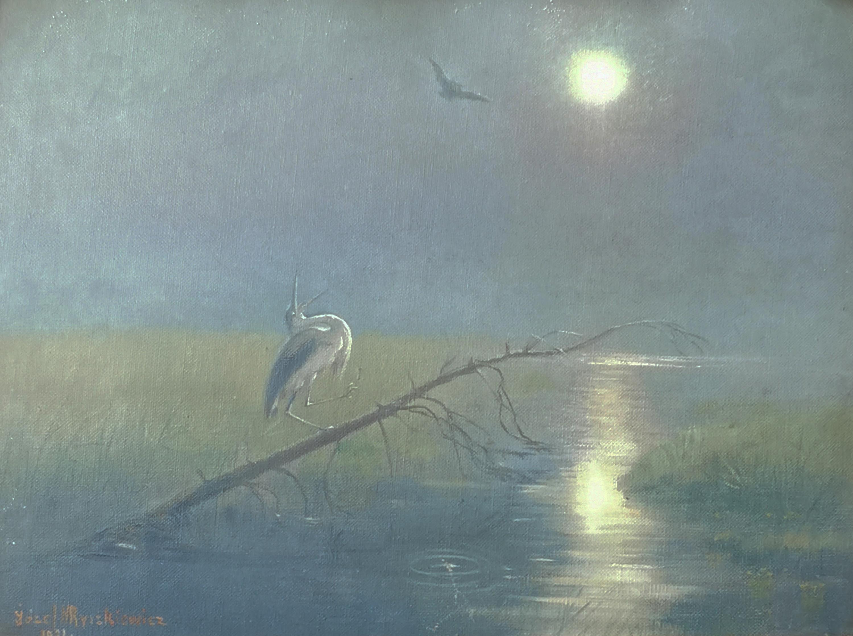 Nokturn nadwodny, 1921