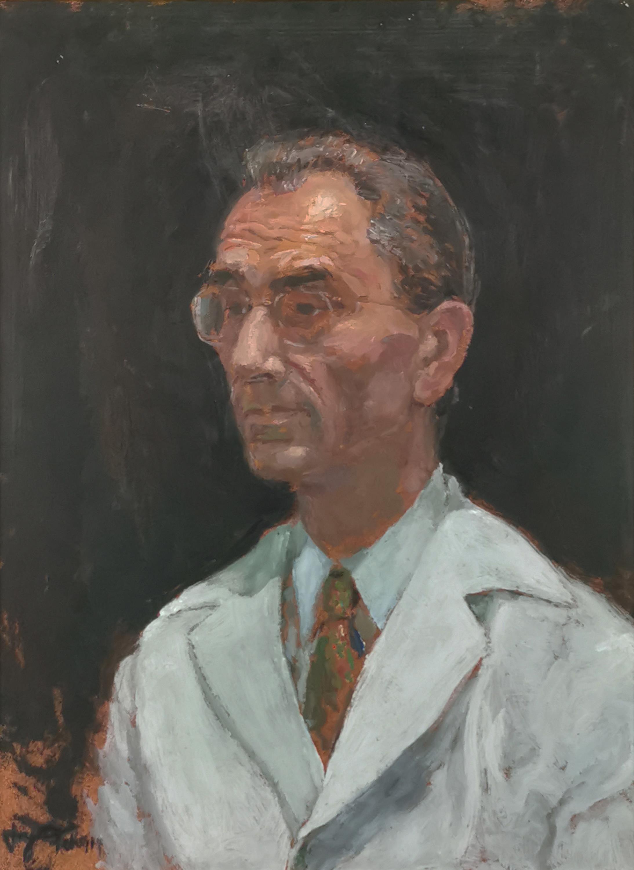 Portret Włodzimierza Wanica