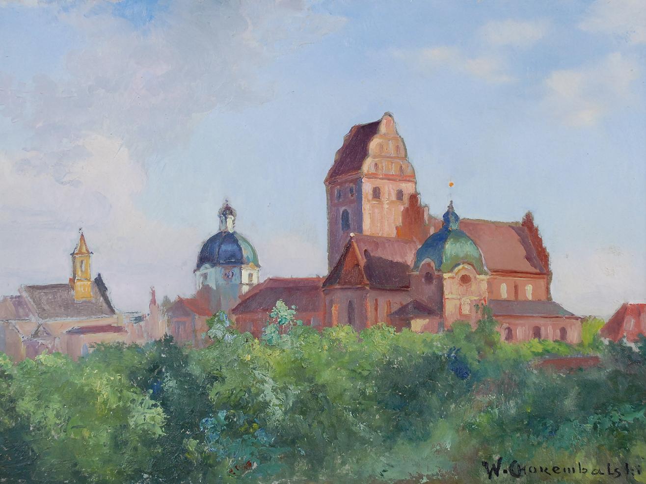 Kościoły Nowego Miasta w Warszawie