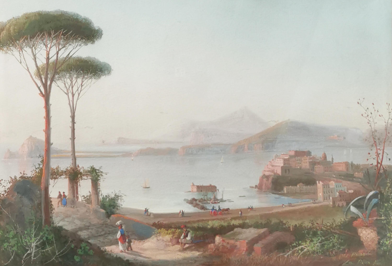 Widok na Pozzuoli