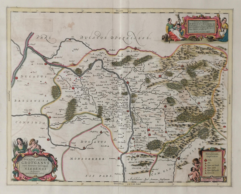Jonas SCULTETUS (1603-1664), Johannes JANSSONIUS (1588-1664) - wydawca