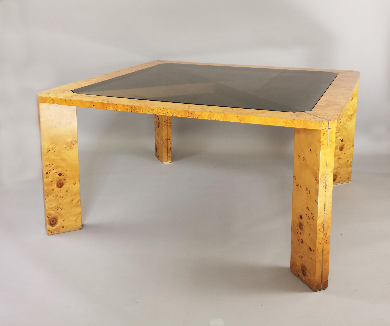 Stół w stylu art deco