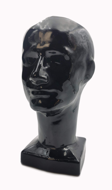 Głowa ceramiczna