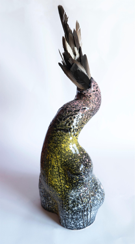 Rajski Ptak - Czarna gołębica, 2020