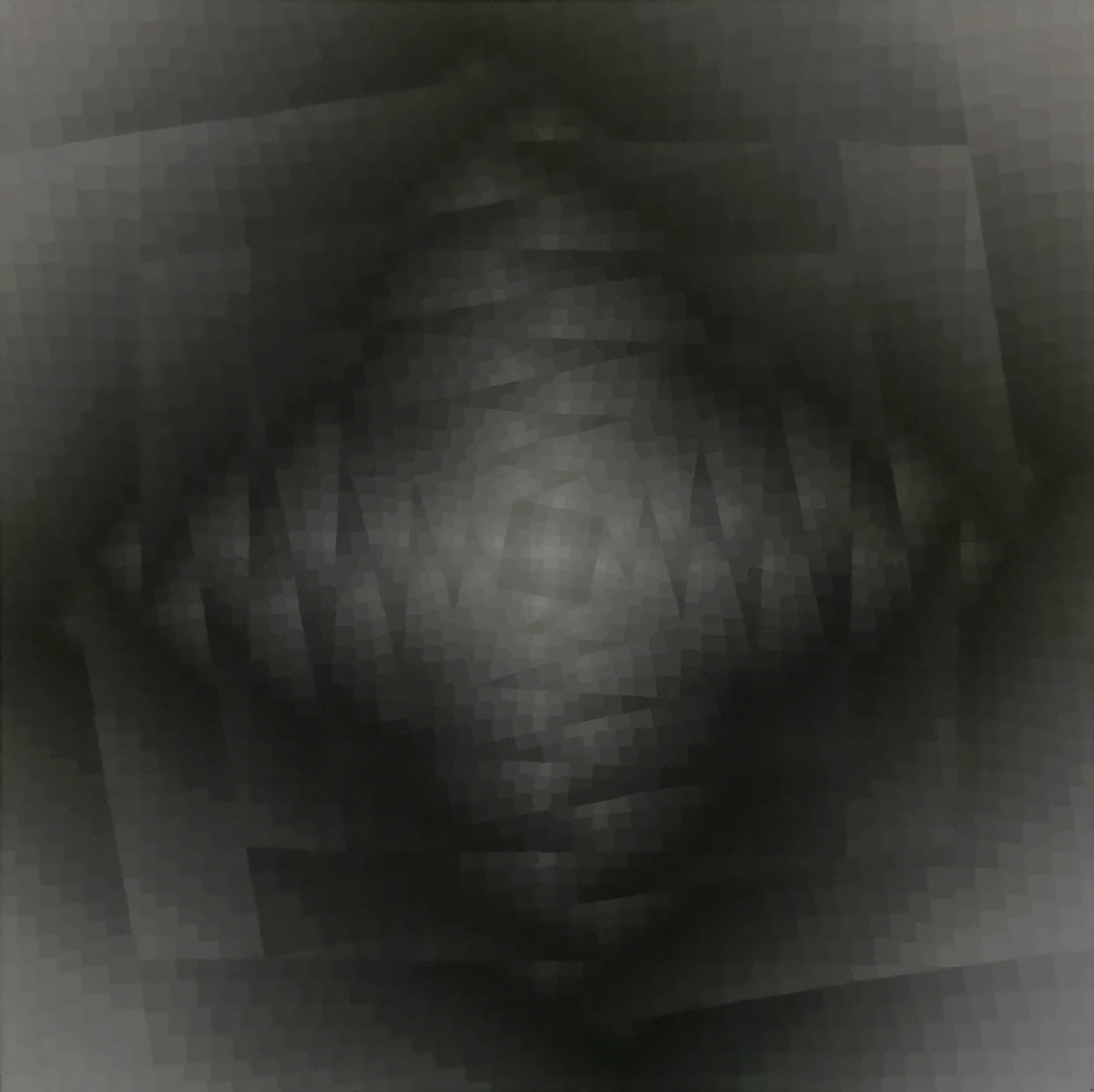 """Bez tytułu, z cyklu: """"Bezsenność"""", 2017"""