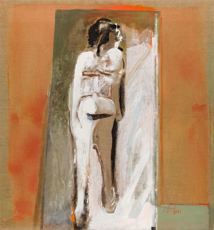 """""""W lustrze"""", 2001"""