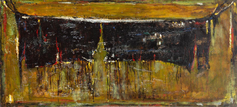 """Pejzaż zielony"", 1959"