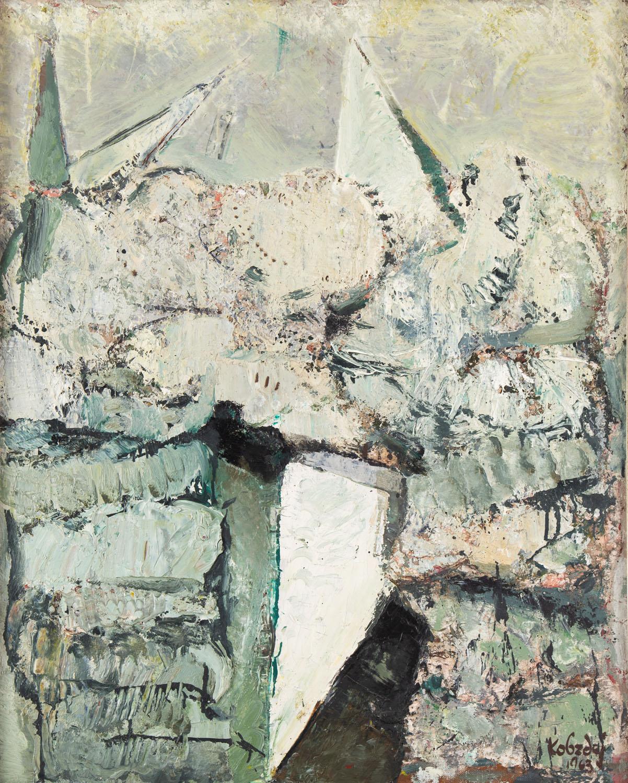 """""""Biały baca"""", 1963"""