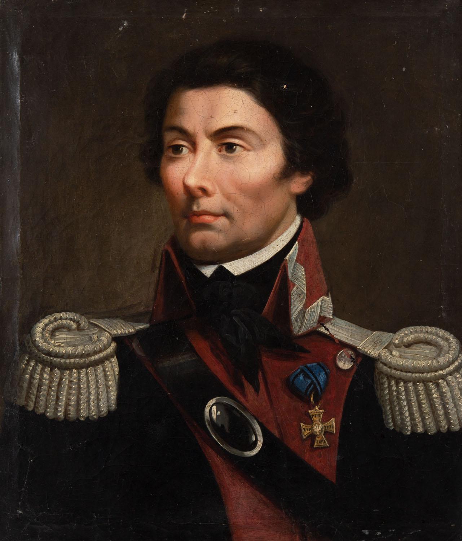 Portret Tadeusza Kościuszki, 1827