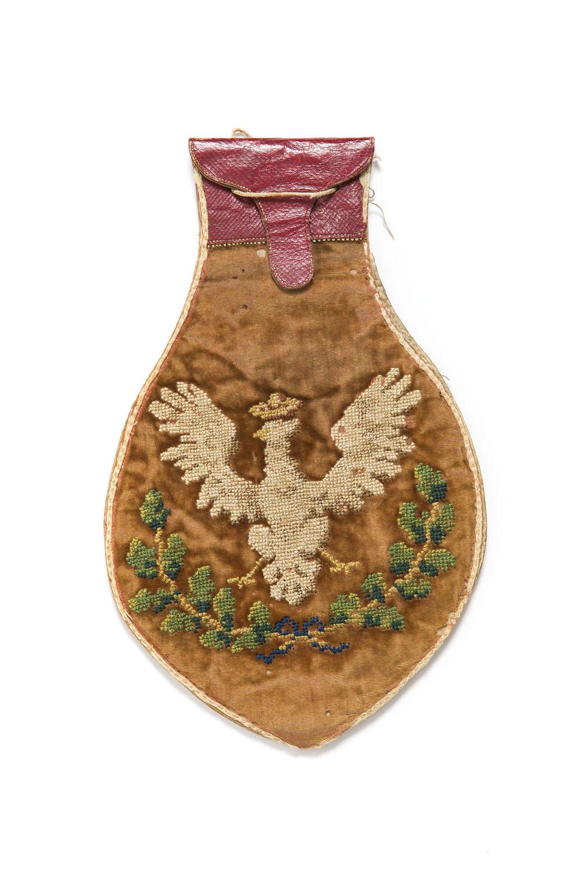 Pokrowiec na manierkę, 1 poł. XIX w.
