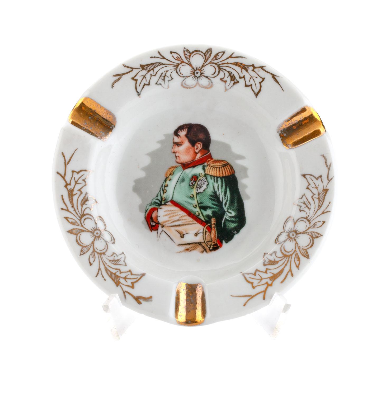 Popielnica z Napoleonem Bonaparte, 2 poł. XX w.