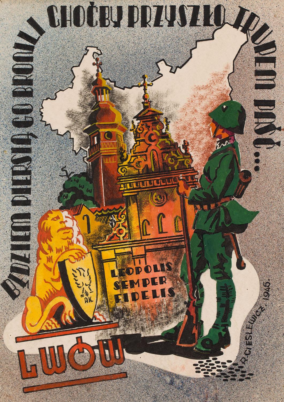 """""""Lwów"""", 1945"""