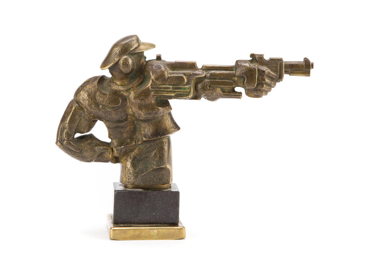 """""""Strzelec"""", 1980"""