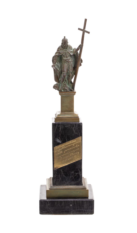 Kolumna Zygmunta, 1953