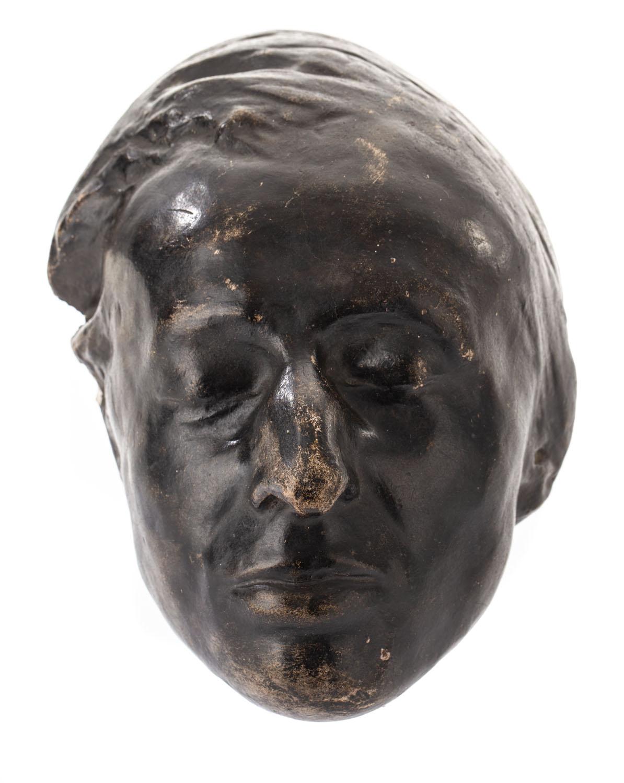 Maska pośmiertna Fryderyka Chopina, 1 poł. XX w.