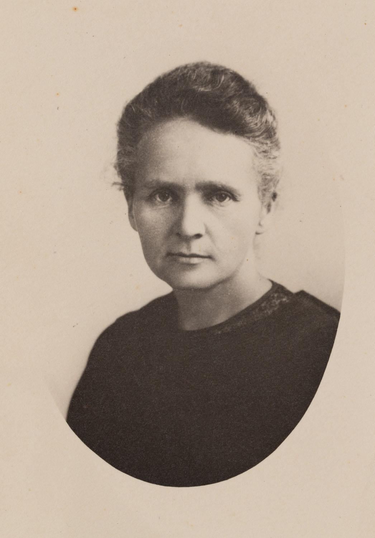 Maria Skłodowska-Curie, XX w.