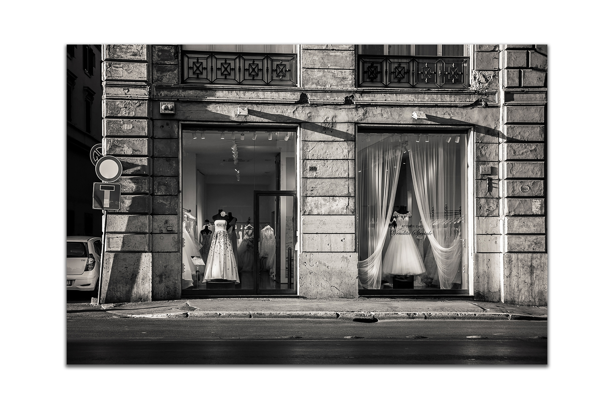 Streets of Rome, 2016 Rzym