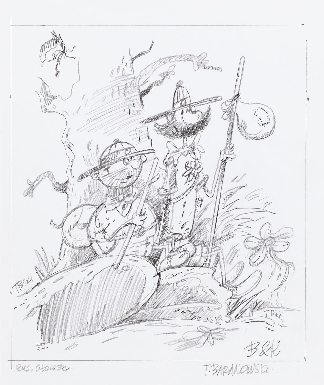 'Bąbelek i Kudłaczek', 2020
