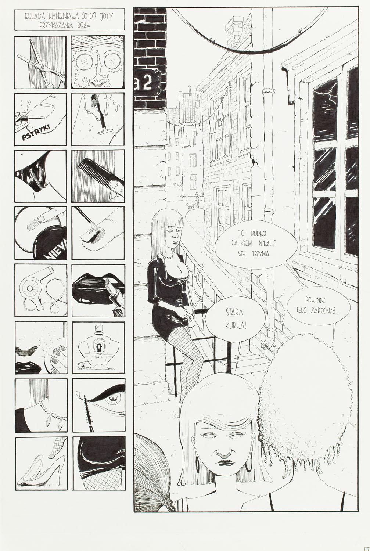 """""""Ballada o Eulalli"""", str. 17, 2006"""