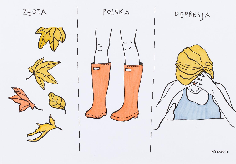 'Złota Polska Depresja', 2017