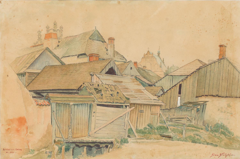 """""""Kazimierz Dolny"""", 1926"""