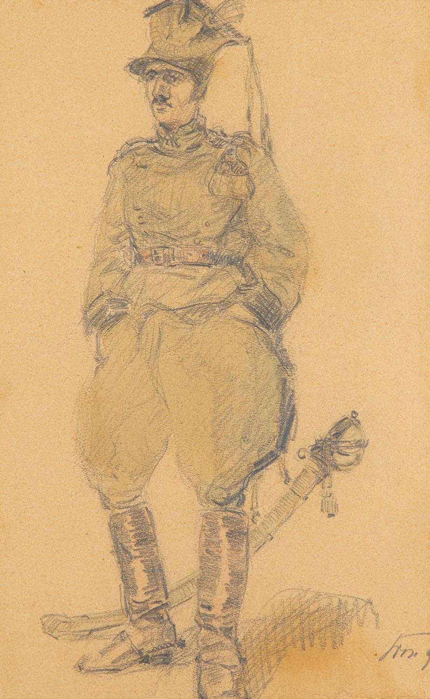 Legionista, 1925