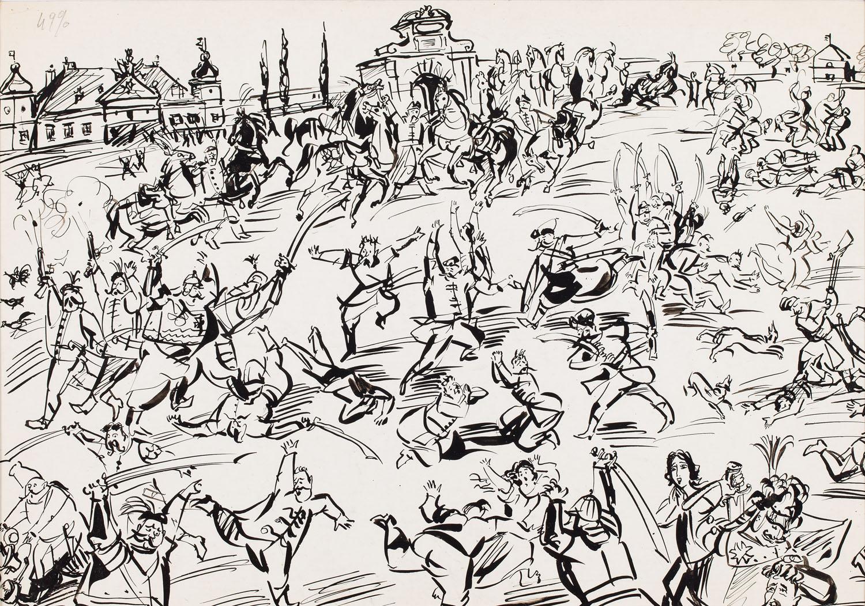 Bitwa, 1965