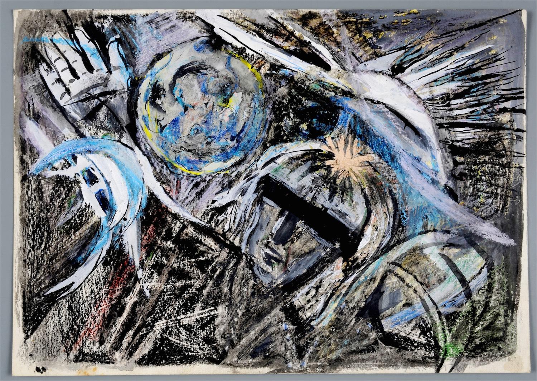Kompozycja kosmiczna, 1976