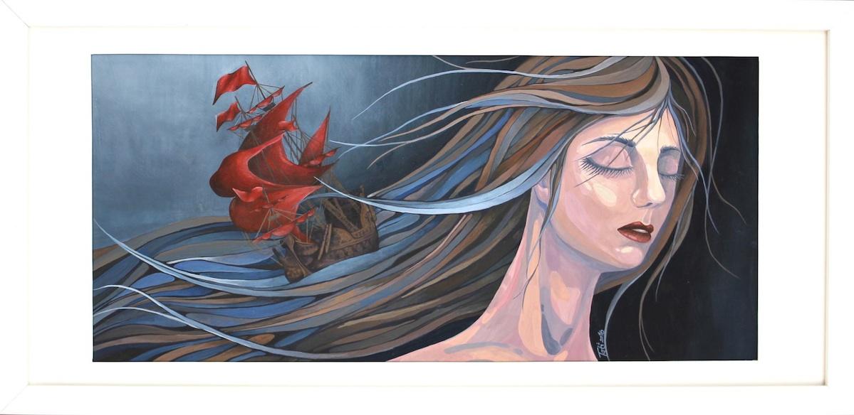Scarlet Sails (2016)