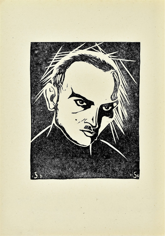 Autoportret, 1916
