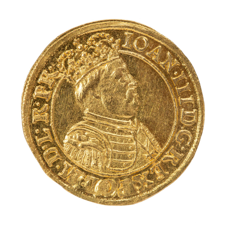 Jan III Sobieski, dukat gdański, 1683 r.