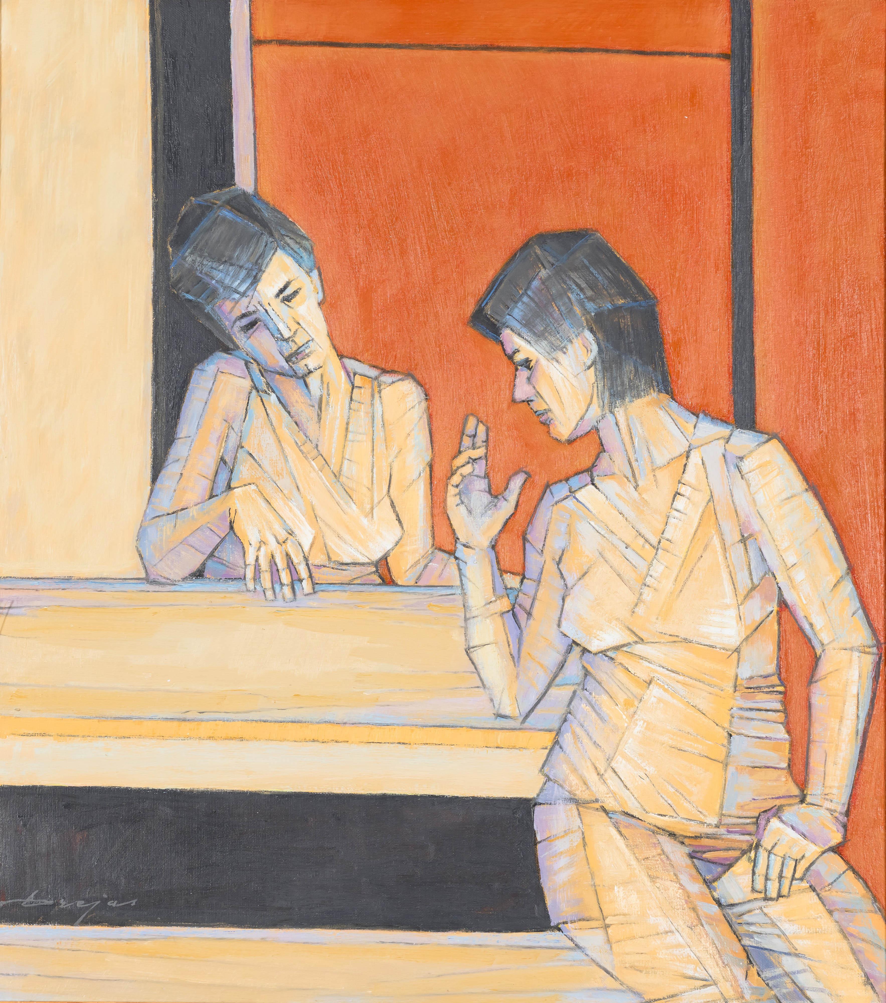 """""""Przy stole XXVIII"""", 2009"""