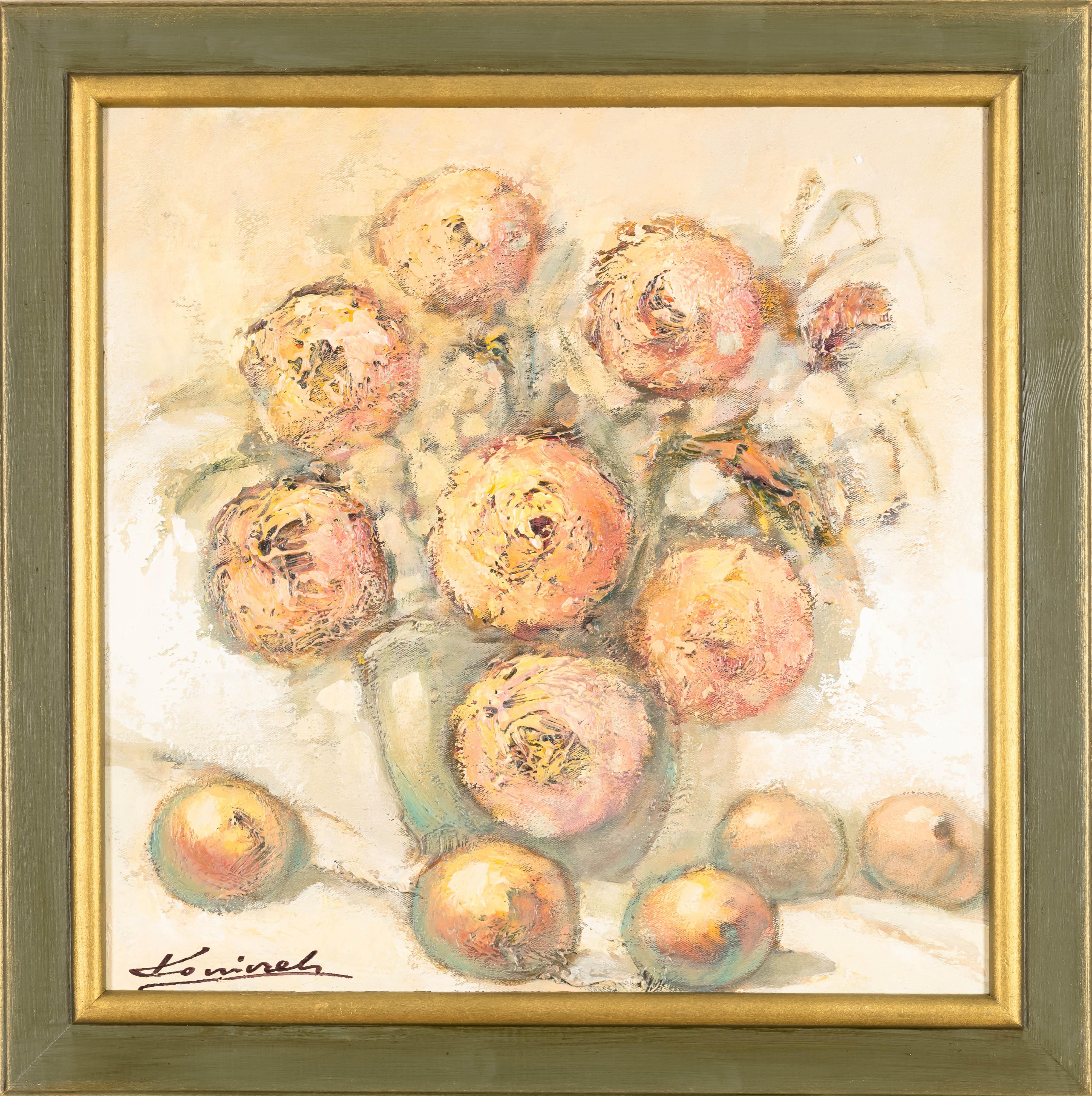 """""""Jesienne kwiaty…"""", 2007"""