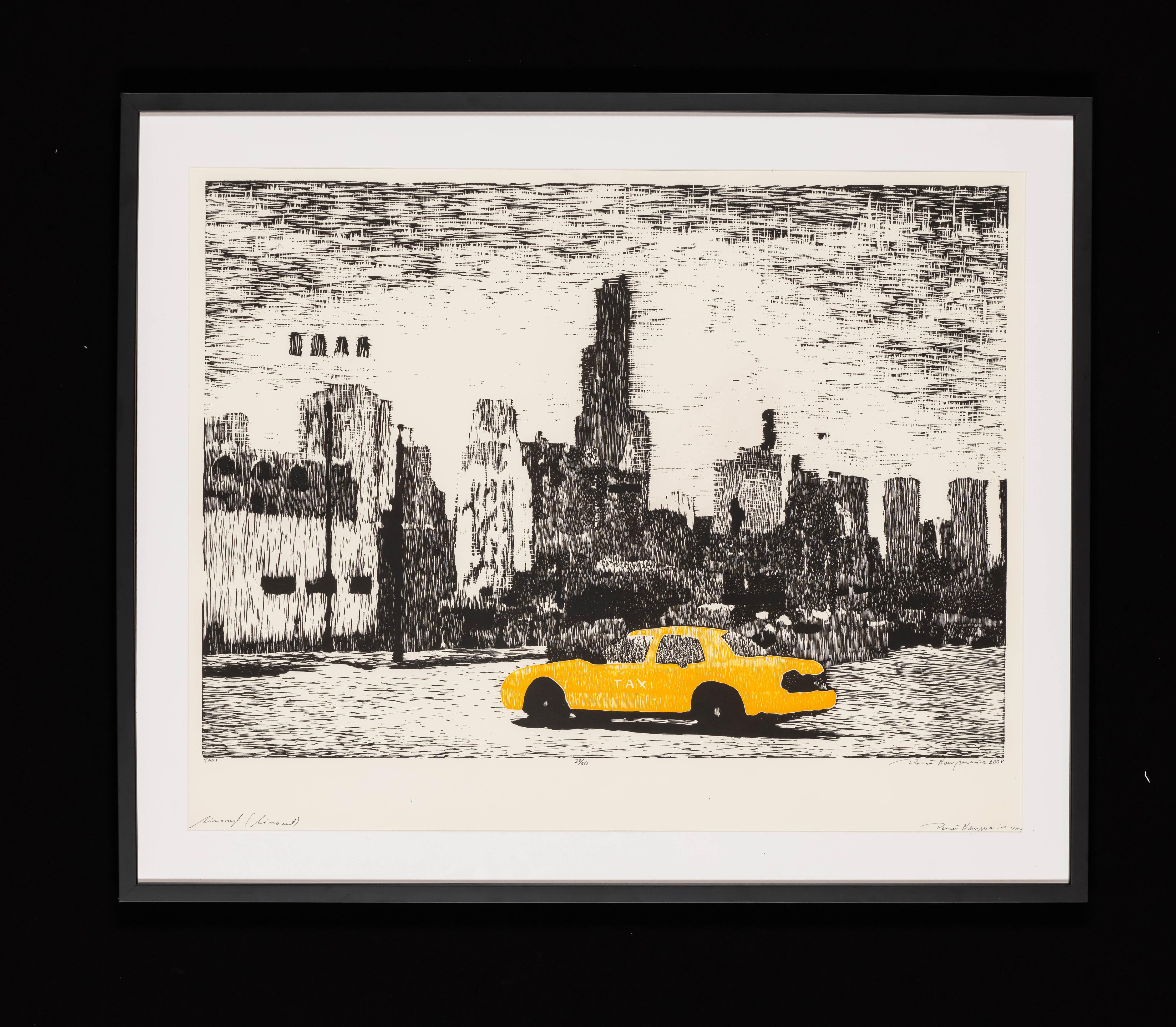 """""""Taxi"""", 2008"""