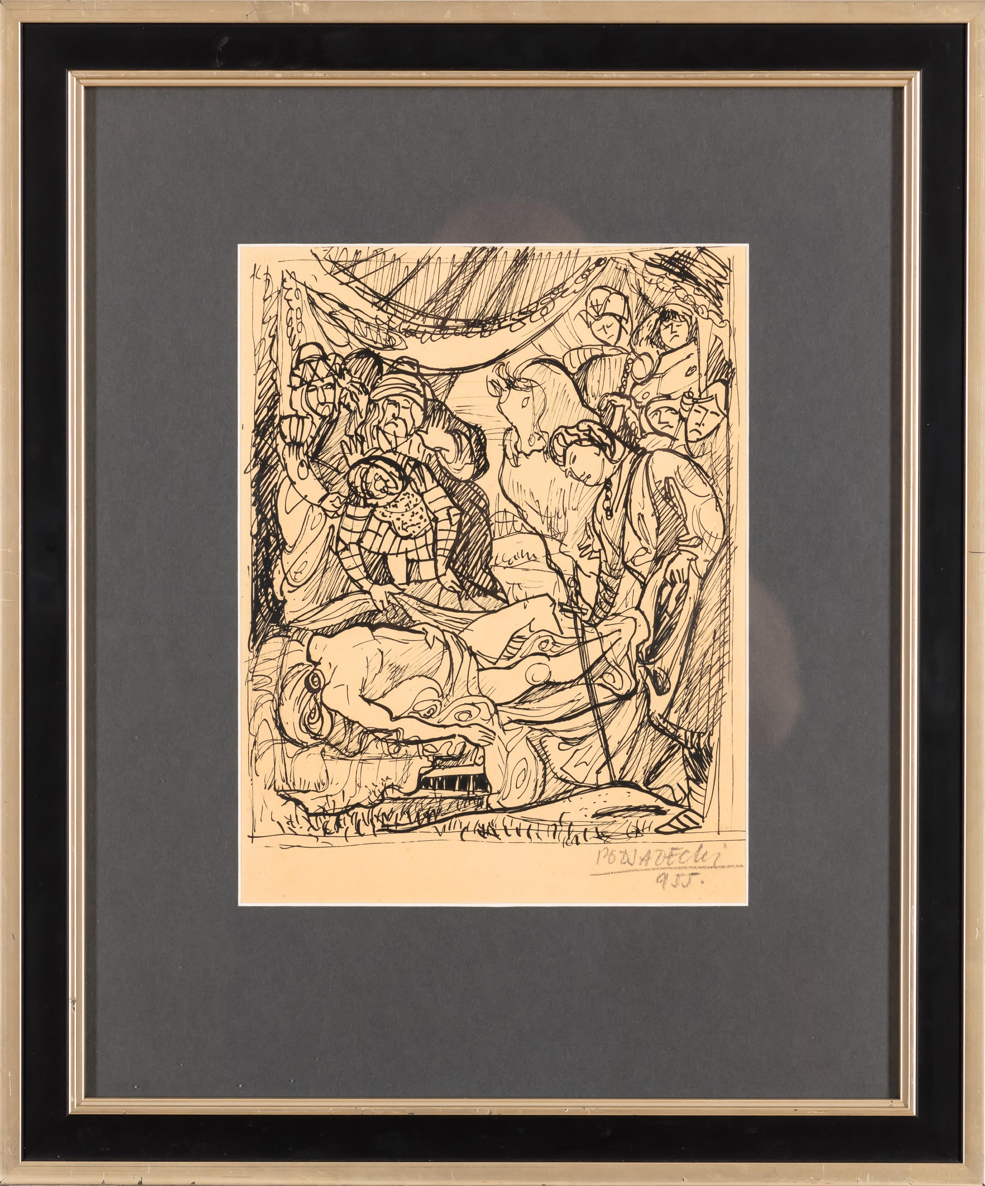 """Wg Boticellego"", 1955"