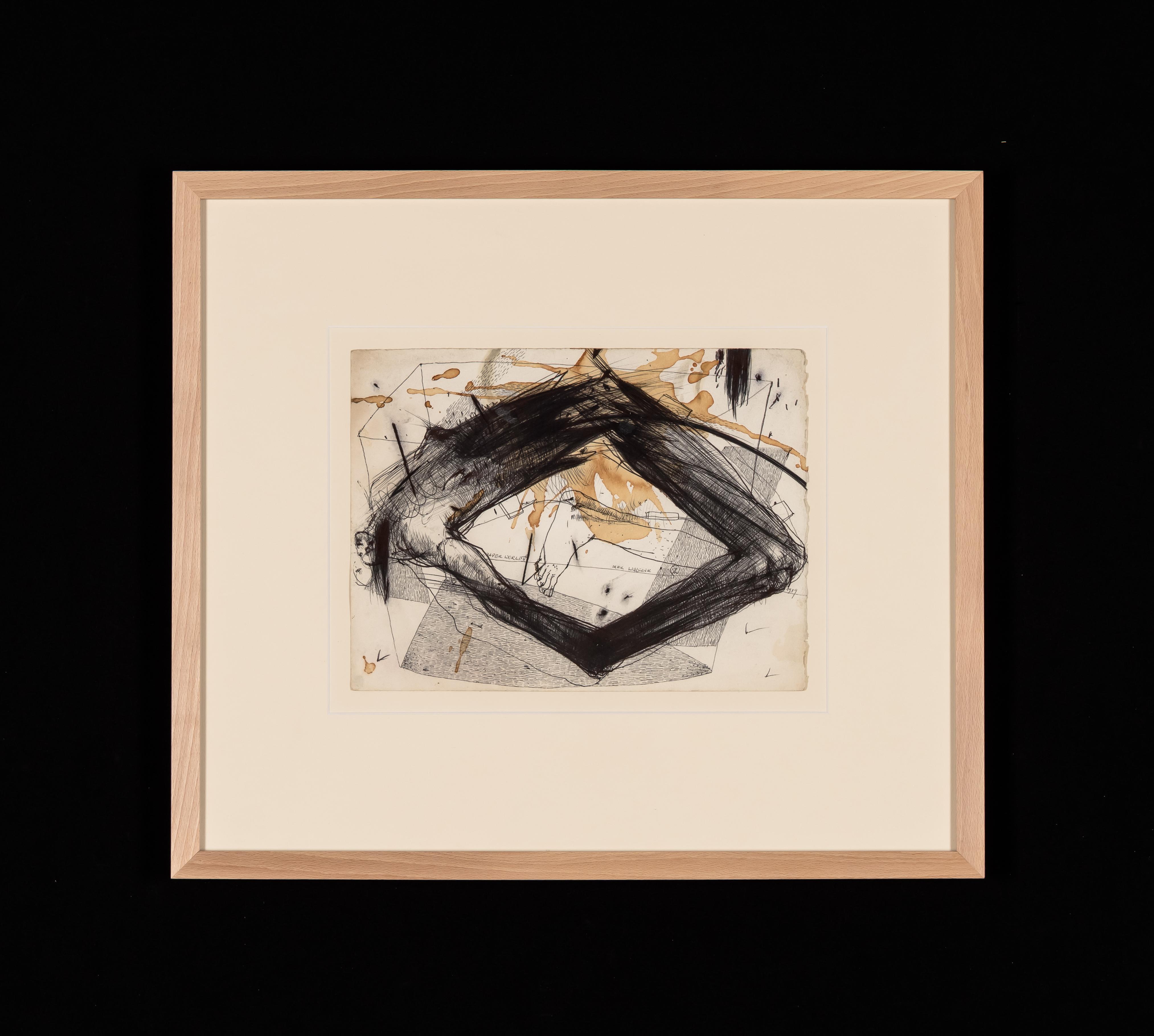 """""""Paper World V"""", 1989"""
