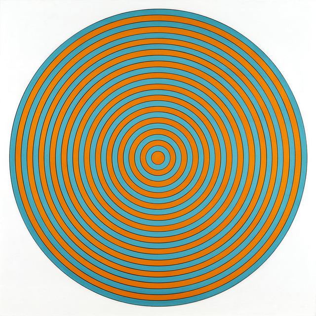 """B 176A"" (Green and Orange), 1964"