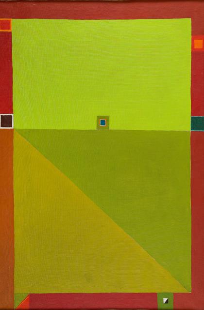 """""""Abstrakcja geometryczna"""", 1968"""