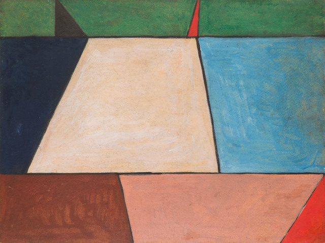 """Kompozycja I"", 1951"