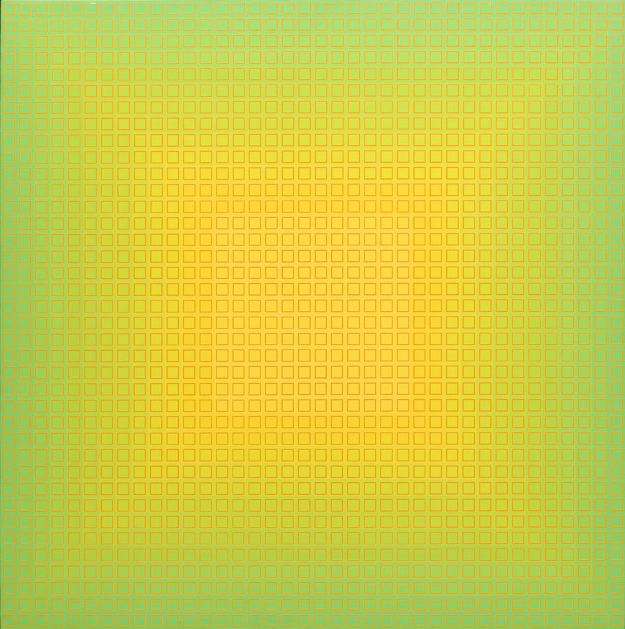 Filtration (Green), 1977