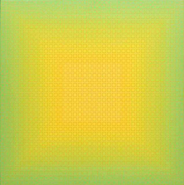Filtration (Green), 1977