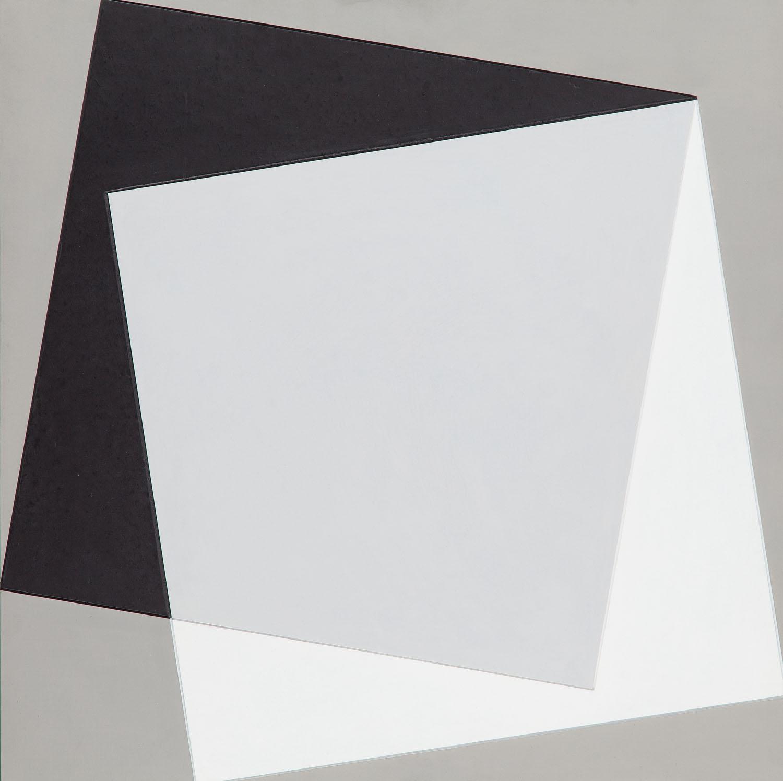"""""""Dwa kwadraty"""", 2004"""