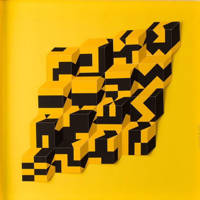 """""""Żółty układ"""", 2013"""