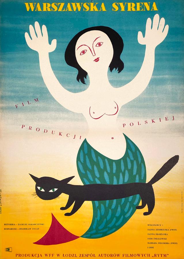 Warszawska syrena, 1956