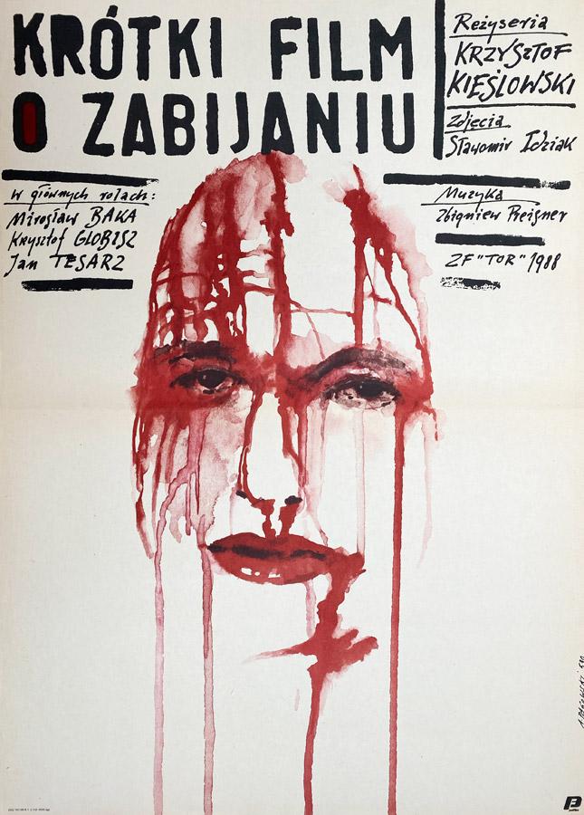 Krótki film o zabijaniu , 1988