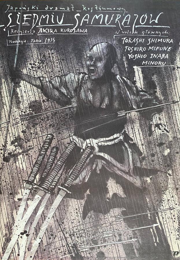 Siedmiu samurajów, 1987