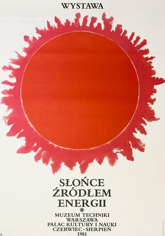 Słońce źródłem energii, 1981