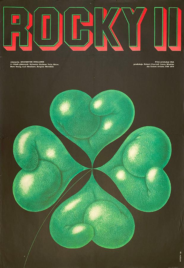 Rocky II, 1980