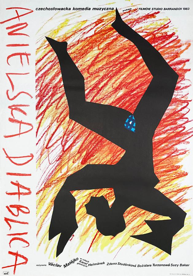 DUZZI, Anielska diablica, 1984