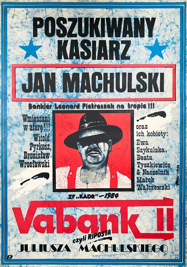 Vabank II, 1984